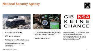 Datensicherheit in der Cloud (Teil 4 von 11)