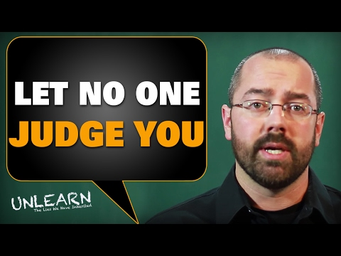 Let no one judge you in Colossians 2 (shadows of Christ) - UNLEARN the lies