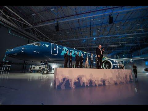 #TBT: Azul Airlines' E195-E2 delivery
