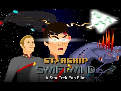 "Starship Swiftwind ""Any Port in a Storm""."