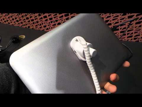 Toshiba AT300SE tablet bemutató videó @ CES 2013 | Tech2.hu
