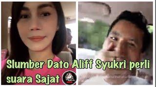Lawak bila Dato Aliff Syukri slumber perli suara Sajat