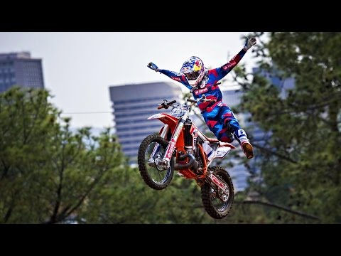 FMX Highlights from Red Bull X Fighters South Africa 2015