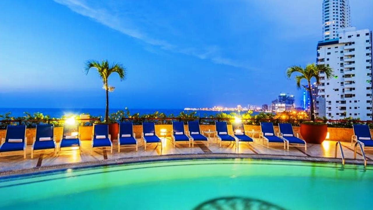 Hotel Almirante Cartagena Colombia De Indias Bolivar 5 Stars