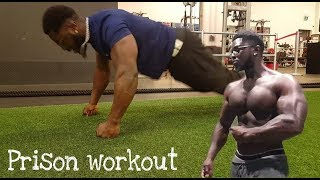 Prison Style Chest Workouts (KNUCKLES ONLY)