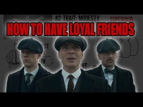 How to have loyal friends(5 steps)