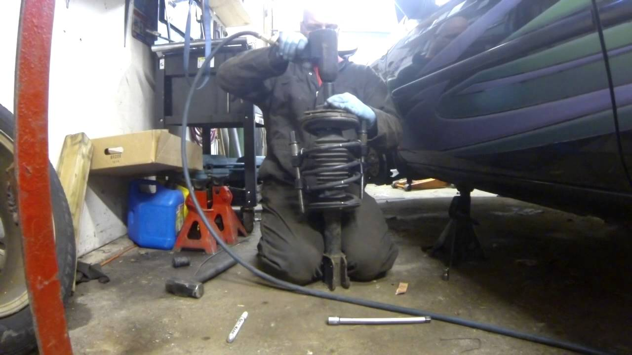 2000 2005 dodge neon strut replacement