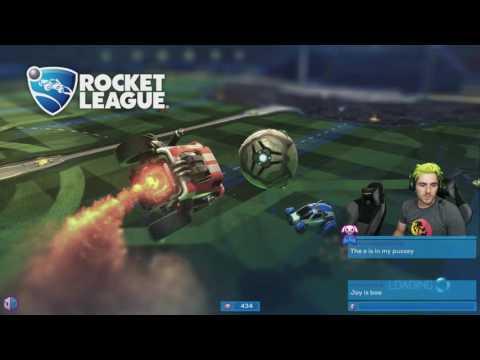 Rocket League (Ranked 2v2 w/) Jay Walker