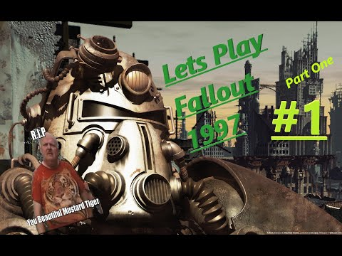 Let's play Fallout  