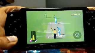 Brian Lara Cricket 2007  | India Vs South Africa | PSP