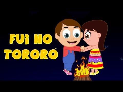 Fui no Tororó - 20 Minutos de Música Infantil - Canções Populares