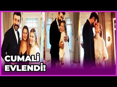 Çukur'un Cumali Abisi Necip Memilli Evlendi | GEL KONUŞALIM