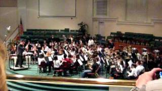 Pieces of Eight - GMEA  District 10 Honor Band 2-20-10