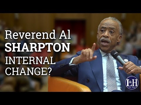 Reverend Al Sharpton: Protesting the White House (2017) | UCD Literary & Historical Society