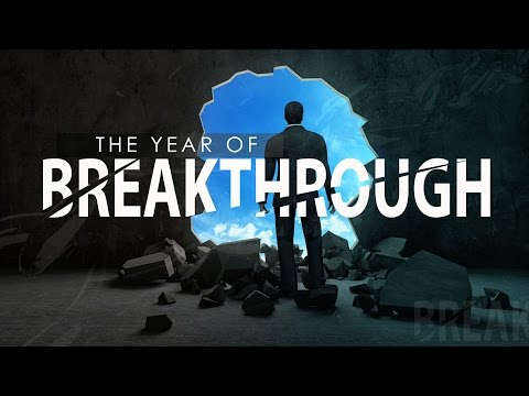 The Year of Breakthrough (NYE)