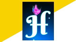 H character status | ke maregi Jyada Mujhe maut se status || trending text editing || H text editing