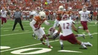 Football highlights: New Mexico State [Aug. 31, 2013]