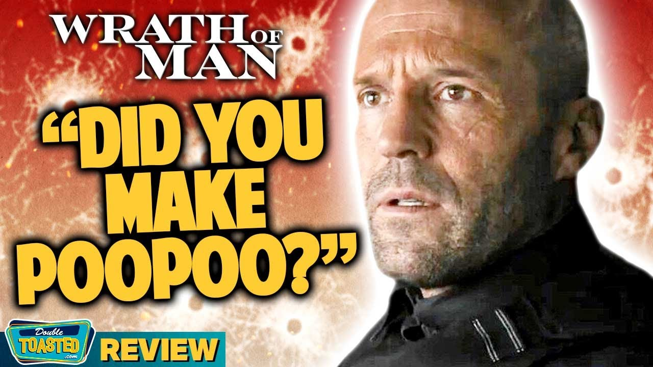 WRATH OF MAN MOVIE REVIEW 2021 | Double Toasted