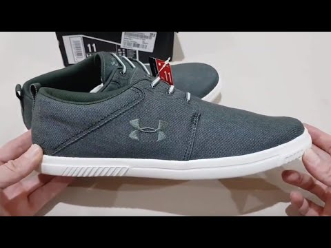 Unboxing UNDER ARMOUR UA STREET