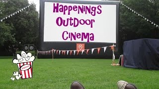 OUT DOOR CINEMA // Happenings -