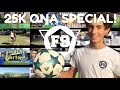 HOW DID I GET INTO AN ACADEMY?! 25K QnA Special - Answering your questions
