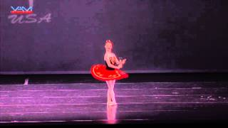 Amanda Hall, 12 years old, Don Quixote, Pembroke Ballet, WBC, 2013