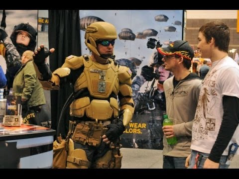 US Army tests real life Iron Man suit