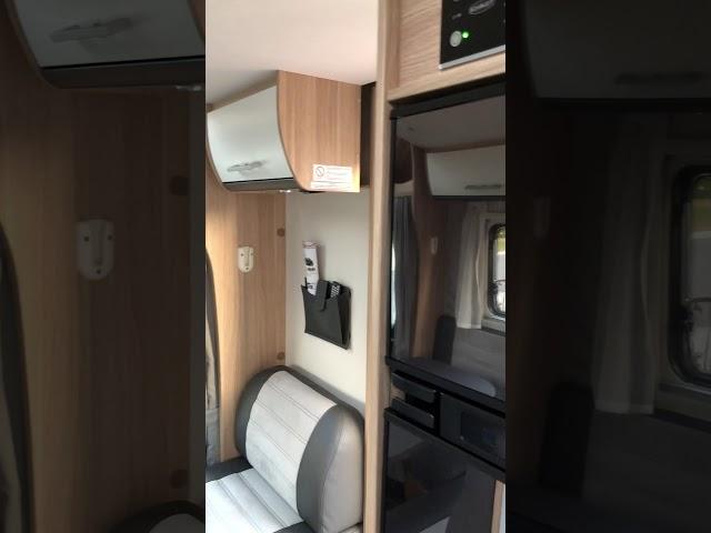 Kühlschrank im Sunlight T68