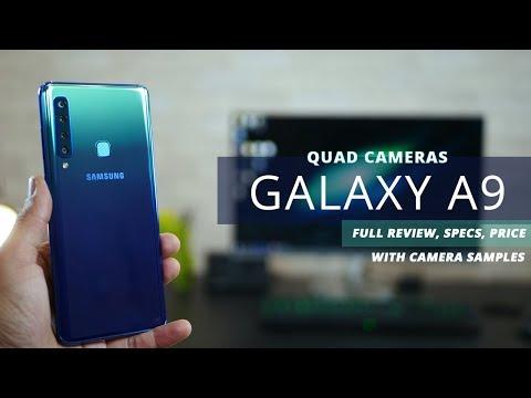 samsung-galaxy-a9-quad-camera---review,-specs-and-price-(2018)
