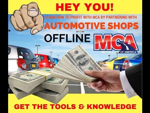 MCA Offline Marketing Tools For 2017
