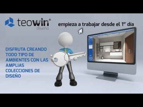 Dise o teowin v7 con crack doovi for Software para diseno de muebles y optimizacion de corte gratis