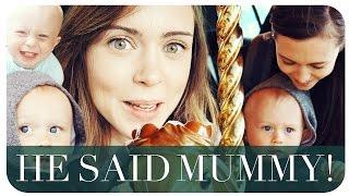 HE SAID MUMMY! | HANNAH MAGGS