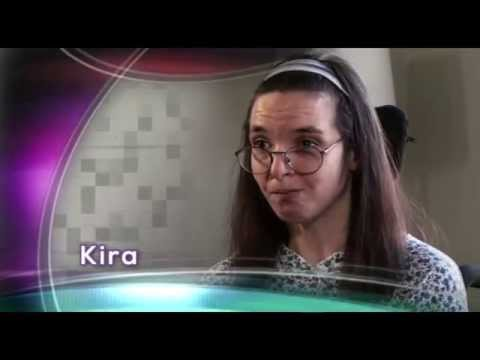 The Faces and Facts of Disability – Kira's Story