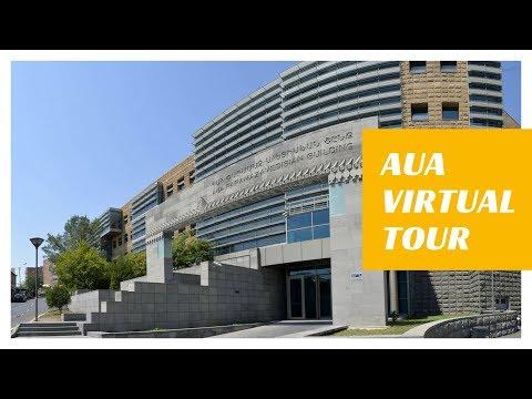 AUA Virtual Tour