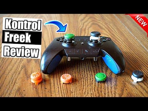 Kontrol Freek PS4 Review | 100 % HONEST (Vortex & Classic)