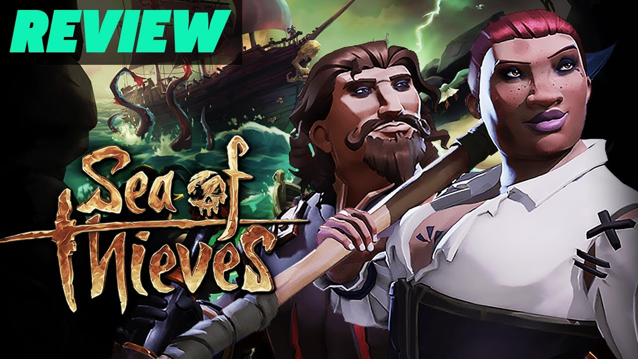 Sea Of Thieves Review. GameSpot