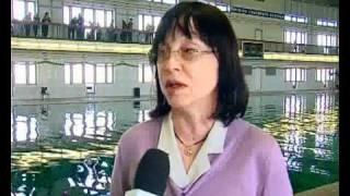 Чемпионат Украины по синхронному плаванию в Одессе