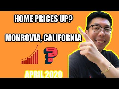 Los Angeles Housing Market (Monrovia,CA) - May 2020