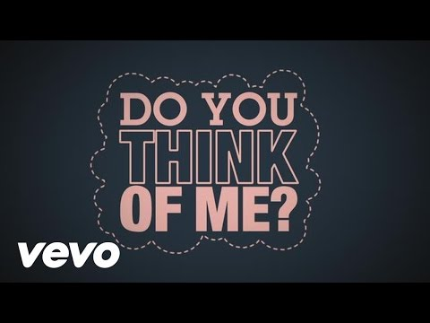Do you think of me song