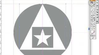 Wie neu ein logo mit Adobe Illustrator CS3 - ArtworkExplained.com.au