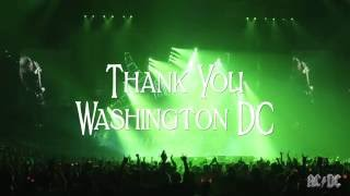 Thank You Washington!
