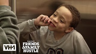 Growing Up With King Harris (Compilation) | T.I. & Tiny: Friends & Family Hustle