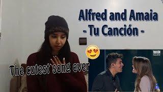 Baixar Alfred and Amaia - Tu Canción - Eurovision 2018 (Spain)  _ REACTION