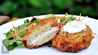 Potato Crusted Pork Chops Recipe