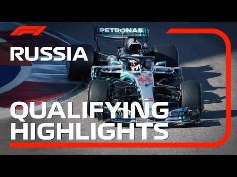 2018 Russian Grand Prix: Qualifying Highlights