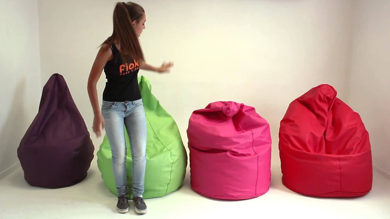 Distintos Tipos De Puff Pera Youtube - Sillon-pera