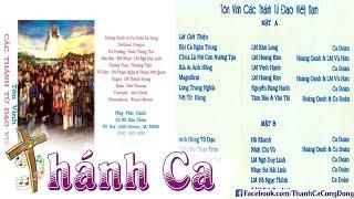Album Tôn Vinh Các Thánh Tử Đạo Việt Nam - Ca đoàn La Vang Portland