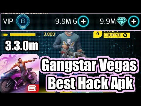 download gangstar vegas v201b apk mod money  vip