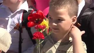 Парад 9 мая Рязань