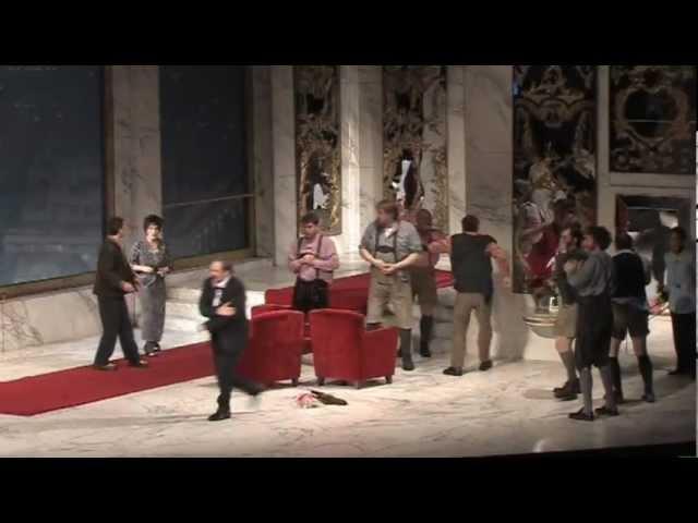 H. von Hofmannsthal / R. Strauss - »Der Rosenkavalier« // Semperoper Dresden